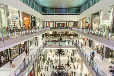 negozi, centri commerciali