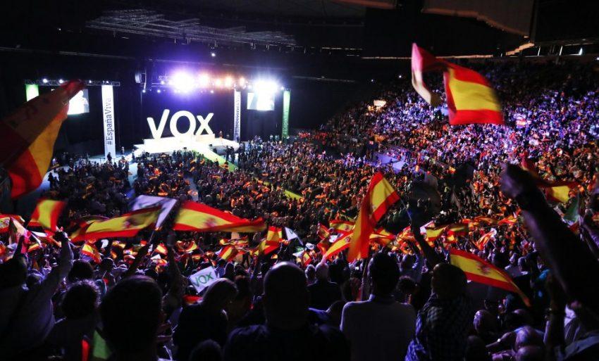 Spagna  come si spiega l ascesa di VOX  - Senso Comune d2813afb30d5