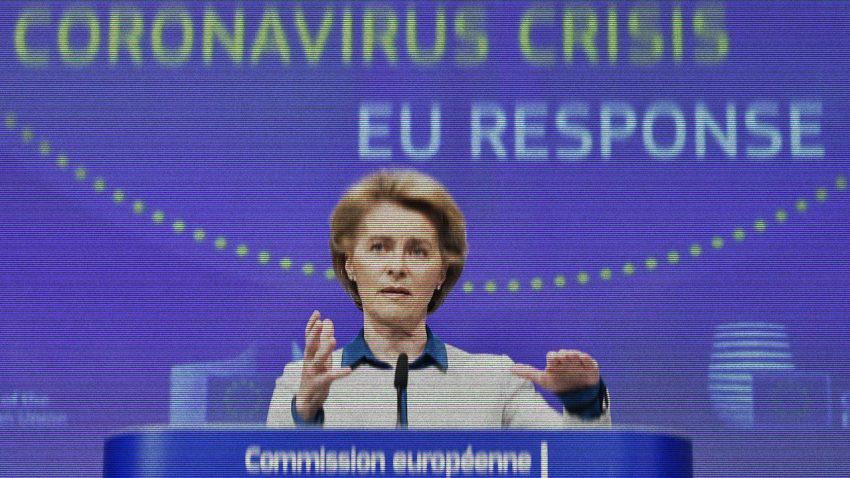 europa, von der layen
